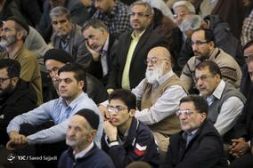 مهدی چمران در نماز جمعه تهران - ۲۱ دی ۱۳۹۷
