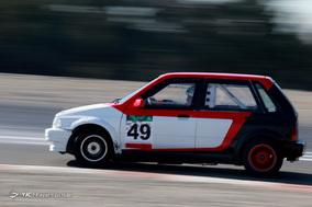 چهارمین راند رقابت های اتومبیلرانی سرعت