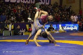 رقابتهای قهرمانی کشتی پهلوانی بزرگسالان کشور