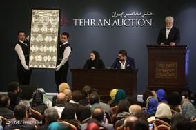 شب 34میلیاردتومانی حراج تهران