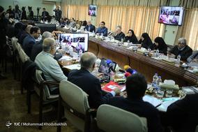 هشتمین نشست شورای هماهنگی بهبود و ارتقاء شاخص های آموزشی و پرورشی