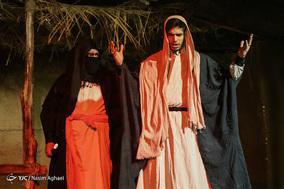افتتاحیه نمایشواره فرهنگی مذهبی «کوچههای بنی هاشم»