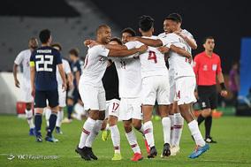 فینال جام ملتهای آسیا ۲۰۱۹   قطر۳ - ژاپن۱