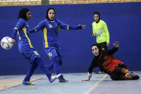 لیگ برتر فوتسال بانوان / تیم ملی حفاری ۵ - مس رفسنجان ۱