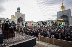 عزاداری سالروز شهادت حضرت زهرا (س) - مشهد