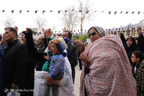 عزاداری سالروز شهادت حضرت زهرا (س) - شیراز