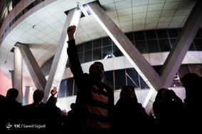 نورافشانی پایتخت در شب چهلمین سالگرد پیروزی انقلاب