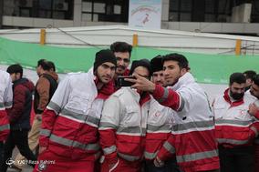 جشن ۲۲ بهمن چهل سالگی در شهر کرمانشاه