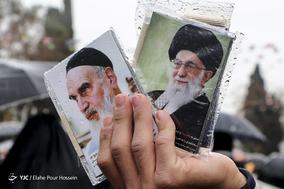 جشن ۲۲ بهمن چهل سالگی در شهر شیراز