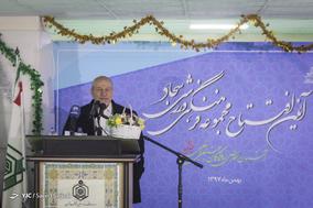 افتتاح مجموعه فرهنگی ورزشی امامزادگان عینعلی و زینعلی(ع)
