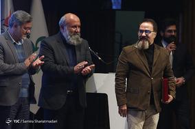 اختتامیه پنجمین جشنواره هنر مقاومت