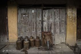 کپسولهای گاز و فرغون برای ساکنان ماسوله اجزای آشنایی هستند. به دلیل عدم گازرسانی به ماسوله، مردم در این شهر برای گرمایش و پختوپز از گپسولهای گاز استفاده میکنند.