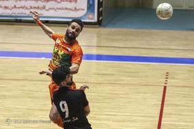 لیگ برتر فوتسال/ مس سونگون ۳ - سوهان محمد سیما ۳