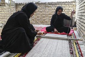 چوقا بافی در خوزستان