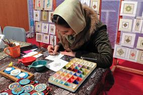 یازدهمین نمایشگاه سراسری صنایع دستی در شیراز