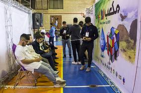 اولین دوره مسابقات رسمی کشوری مکعب روبیک جام سبز البرز