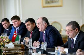 دیدار وزرای خارجه آذربایجان و ایران