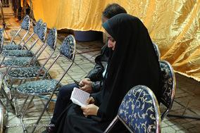 پخت سمنو در شیراز