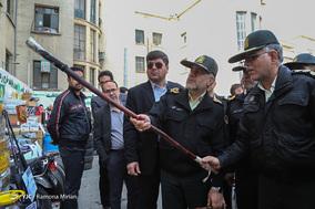 طرح رعد ۲۳ پلیس پیشگیری پایتخت