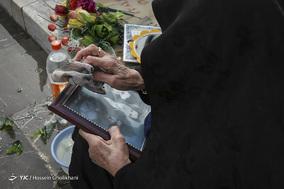 زیارت اهل قبور در آخرین پنجشنبه سال / قزوین