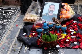 زیارت اهل قبور و مزار شهدا در آخرین پنجشنبه سال/ شیراز