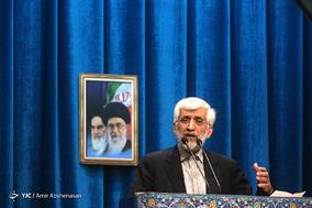 سخنرانی سعید جلیلی سخنران پیش از خطبههای نماز جمعه تهران/ ۲۴ اسفند ۱۳۹۷
