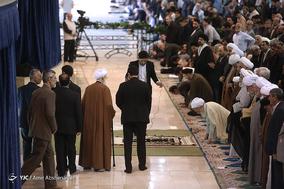 نماز جمعه تهران/ ۲۴ اسفند ۱۳۹۷