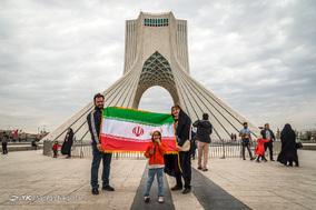 چهل بهار؛ جمهوری اسلامی
