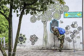پایی که جا ماند ـ روایتی از جانباز ۶۰ درصد گلستانی، حاج رضا نودهی