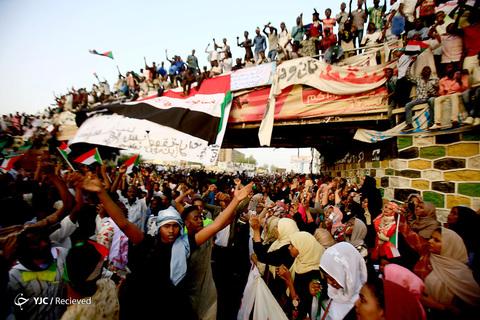 صوت الثورة السودانیة؛ سرود خوش رهایی از استبداد