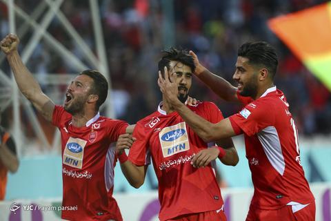 لیگ برتر فوتبال/ پرسپولیس ۳ - سایپا ۲