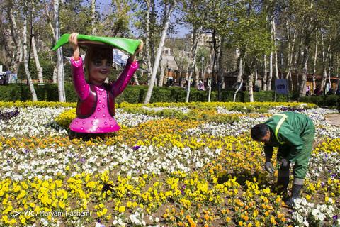 جشنواره گلهای لاله کرج