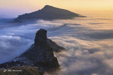 کوه فنجینگ چین