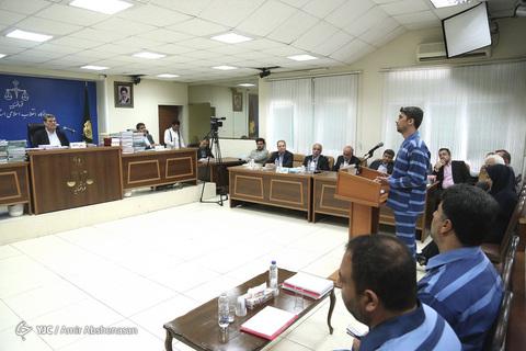 سومین جلسه دادگاه پرونده تعاونیهای البرز ایرانیان و ولیعصر