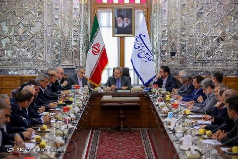 جلسه کمیسیون صنایع مجلس