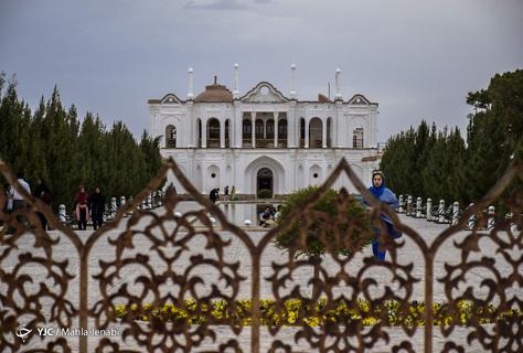 ایران ما؛ باغ فتح آباد کرمان