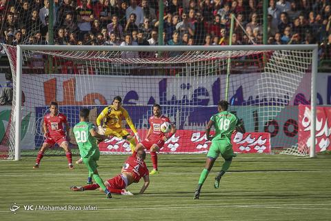 لیگ برتر فوتبال/ ذوب آهن - پرسپولیس
