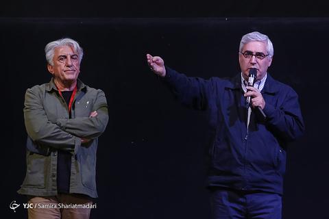 مراسم افتاحیه سی و هفتمین جشنواره جهانی فیلم فجر