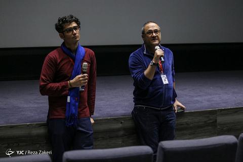 اولین روز سی و هفتمین جشنواره جهانی فیلم فجر