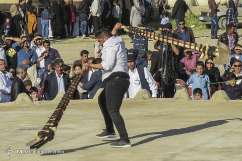 آیین بیلگردانی نیمور-استان مرکزی