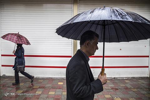 رشت؛ شهر بارانهای نقرهای