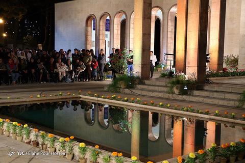 بزرگداشت سعدی در شیراز - 3