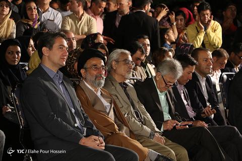 بزرگداشت سعدی در شیراز - 14