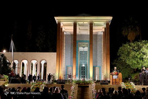 بزرگداشت سعدی در شیراز - 21