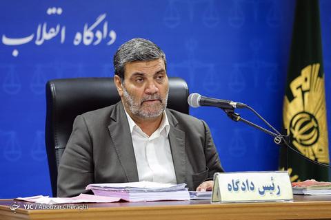 ششمین جلسه دادگاه تعاونیهای البرز ایرانیان و ولیعصر