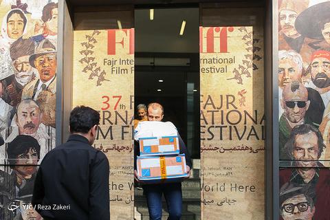 حال و هوای جشنواره جهانی فیلم فجر-۳