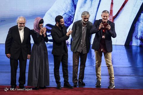 اختتامیه سیوهفتمین دوره جشنواره جهانی فیلم فجر