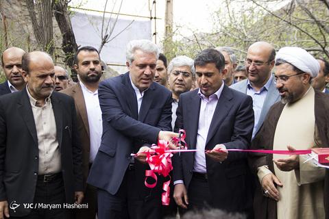 افتتاح باغ لالههای گچسر