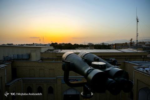 استهلال ماه رمضان در پایتخت