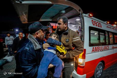 تشدید درگیریها در غزه
